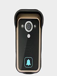 беспроводной видимый TalkBack умный дверной звонок Вилла домой фото замок пульт дистанционного управления автоматически