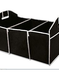 Non-Woven Pouch Collapsible Car Trunk Storage Cubby Box
