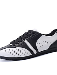 Men's Shoes Leather Office & Career / Athletic / Casual Fashion Sneakers Office & Career / Athletic