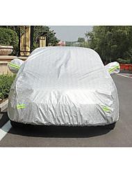 prodotti automobilistici alluminio argento copertura auto berlina