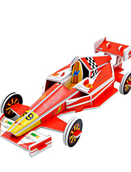 Factory direct sale 3d jigsaw puzzle bulk toy cars  8in1
