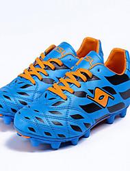 Оливковый Тёмно-синий-Мужской-Для прогулок Для занятий спортом-Дерматин-На плоской подошве-Удобная обувь-Кеды