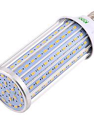 ywxlight® 60w e26 / e27 luzes led 160 SMD 5730 5500-5800lm quente / frio AC 85-265V branco