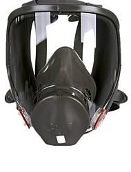 antivirus máscara completa com latas de tintas especiais 6000