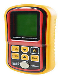 GM100 Thickness Meter, 1.2-220 - mm Ultrasonic Thickness Meter