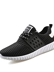 Men's Fashion Ultra Light Breathable Mesh Running Shoes for Outdoor Sports