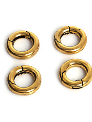 Hole Size 9mm N/C 5 Pcs Bijoux