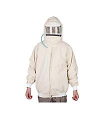 sablage des vêtements de protection