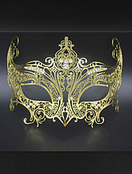 Beautiful Venetian Princess Laser Cut Masquerade Mask4001A3