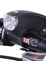 Велосипедные фары / Передняя фара для велосипеда - Велоспорт Простота транспортировки Другое 100 Люмен USB Велосипедный спорт-Освещение
