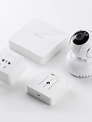 установить умный домашний телефон переключатель дистанционного управления беспроводной камеры наблюдения гнезда датчика узла