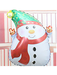 Eco-friendly Material Wedding Decorations-1Piece/Set Balloon Christmas Rustic Theme White Winter