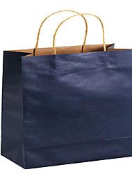 sacs en papier kraft sac vêtement sac cadeau sac sacs sacs universels publicitaires sacs personnalisés un paquet de dix