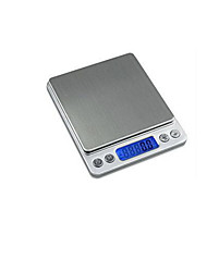 Portable Electronic Jewelry Measuring Scale(Range: 2000g-0.1G)