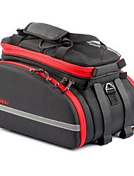 Bike Trunk Bags / Camera Bag / Panniers & Rack Trunk Compact Cycling/Bike EVA Black