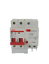 pequenas e micro - circuito de proteção contra vazamento de ar interruptor disjuntor disjuntor 22 pólos 2p