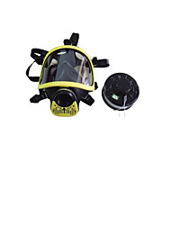 Filter Type Gas Mask (Can Be Used as Air Supply Type Respirator)