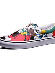 Vans X Disney Era Women's Shoes Animal Print Canvas Outdoor / Athletic / Casual Sneakers Indoor Court