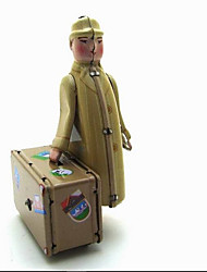 Toy Nouveauté / Jeu de Rôle / Puzzle Toy / Jouet à Remonter Toy Nouveauté / / guerrier / / Métal Bronze Pour Enfants