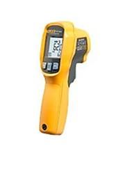 rotativa instrumento de medição de temperatura infravermelho dupla de laser