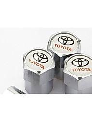 valvola di automobili, nucleo della valvola, valvola coperchio della valvola del pneumatico tappo Toyota Reiz