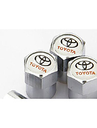 válvula de carros, núcleo de válvula, válvula de Toyota Reiz tampa da válvula cap pneu