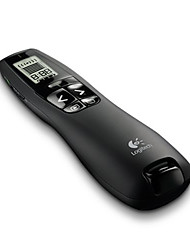 Logitech R800 Wireless Paging Green Electronic Pointer Laser Demonstrator