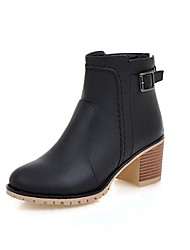 Women's Heels Spring / Fall / Western Boots / Riding Boots / Fashion Boots / Motorcycle Boots / Bootie / Combat