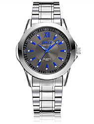 Men's Fashion Steel Strip Watch Waterproof 30M