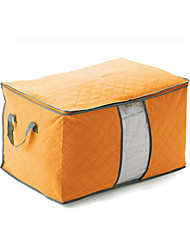 Luggage Organizer / Packing Organizer for Travel StorageOrange Green