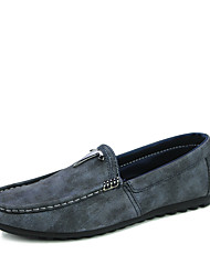 Men's Shoes Casual Loafers Black/Blue/Grey