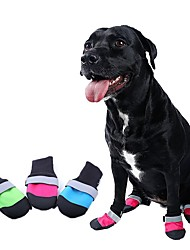 Durable Waterproof Warm-Keeping Shoes for Pets Dogs