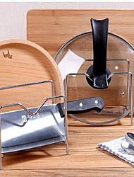 1 Cuisine Acier Inoxydable Rangements & Porte-objets
