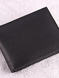 Men Cowhide Professioanl Use Wallet