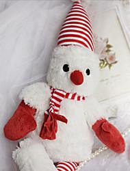 Cat Toy Dog Toy Pet Toys Squeaking Toy Squeak / Squeaking White Plush