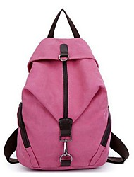 Women Canvas Outdoor Backpack