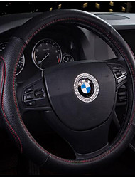 carro cobertura de volante não-tóxico, inodoro suor impermeável antiderrapante sentir confortável