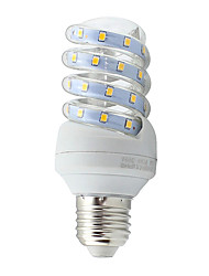 Energy Saving Spiral Led Bulb 7W E27 Base AC 110V 120V 220V 230V 240V 2835 SMD 5500-6500K/2700-3500K