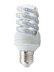 7W E26/E27 LED Mais-Birnen Röhre 40 SMD 2835 600 lm Warmes Weiß / Kühles Weiß Dekorativ AC 85-265 V 1 Stück