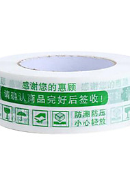 Adhesive Tape Transparent Color Other Material Service Equipment Type,Random Color,Size:4.5*2.5cm