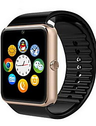 GT08 Bluetooth Smart Watch Wearable Devices Support SIM TF Card Smartwatch For Apple Android OS