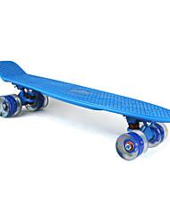 klassische Skateboard (70 * 51mm) blau / lila
