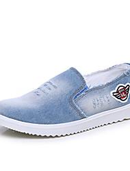 Men's Loafers & Slip-Ons Spring / Summer / Fall / Winter Comfort / Flats Canvas / Denim Casual Flat Heel