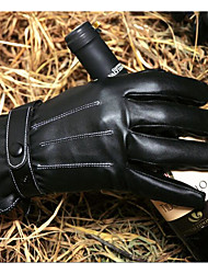 2016 New Men'S Motorcycle Riding Cold Thickening Touch Screen Gloves