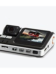 HD 1080P Dual Lens Car Digital Electronic Brand Driving Recorder