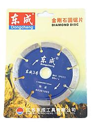 108 * 20 * 25.4 * 1.8mm céramique lame en acier