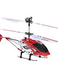 Drohne SYMA S107G 3 Kanäle 3 Achsen 2.4G - Ferngesteuerter QuadrocopterLED - Beleuchtung / Kopfloser Modus / 360-Grad-Flip Flug /