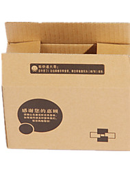Yellow Color Other Material Packaging & Shipping Packing Boxes A Pack of Eight