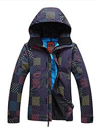 femmes gardent manteau de veste à manches longues en tissu de polyester multi-fonctionnel au chaud