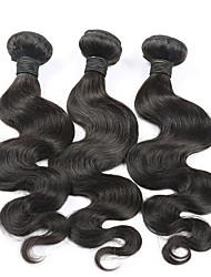 6A Brazilian Body Wave 3 Bundles Brazilian Virgin Hair Body Wave Human Hair Brazilian Hair Weave Bundles